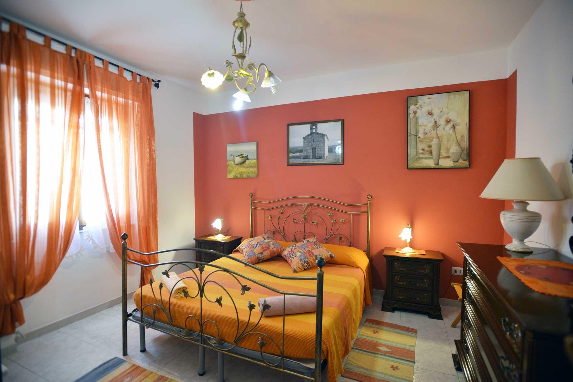 Chambre Porto Ferro Alghero Affittacamere Appartamenti B B  # Table Tele Taille Haute Moderne Chambre